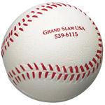 stressball baseball